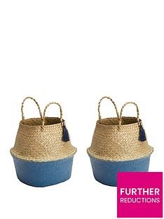 set-of-2-belly-baskets