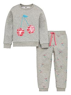 v-by-very-girls-cherry-print-tracksuit-grey