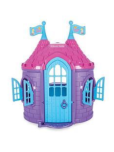 pink-princess-castle