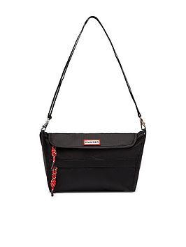hunter-original-packable-crossbody-bag--black