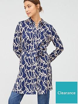 v-by-very-longline-tie-waist-printed-shirt-geo