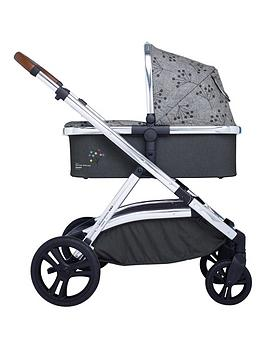 cosatto-wow-xl-pushchair-carrycot-mode-adaptors-raincover-amp-toy-hedgerow
