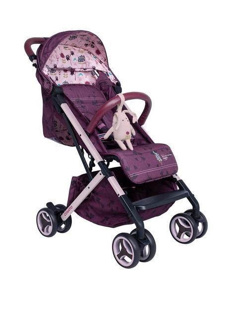 cosatto-woosh-xl-pushchair-with-raincover-amp-toy-fairy-garden
