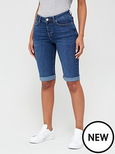 v-by-very-taylor-boyfriend-shorts-dark-wash