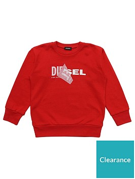 diesel-boys-double-logo-crew-sweat