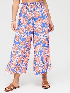pour-moi-textured-wide-crop-trouser-multi