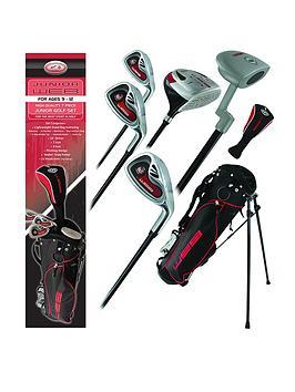 go-golf-go-junior-web-golf-box-set-red-ages-9-12