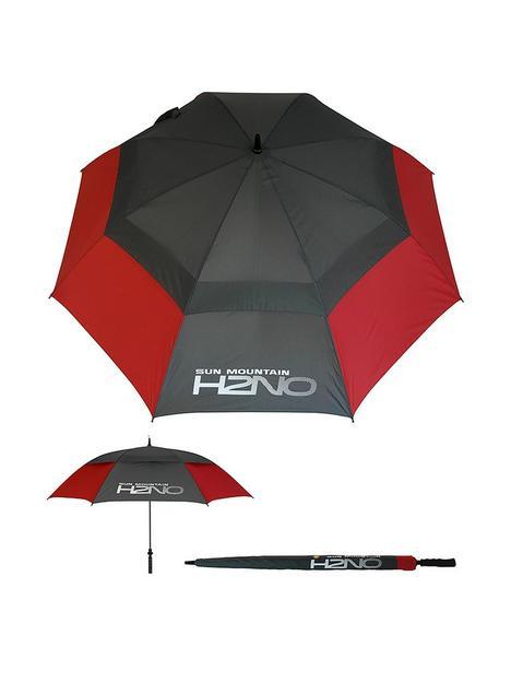 sun-mountain-h2no-umbrella-redgrey