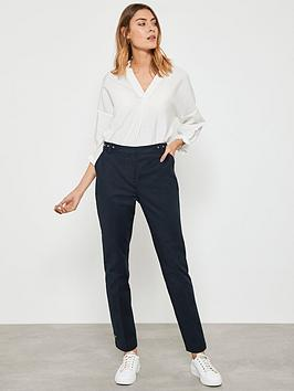 mint-velvet-eyelet-detail-capri-trousers-ink