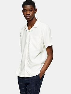 topman-eco-revere-collar-shirt-off-white