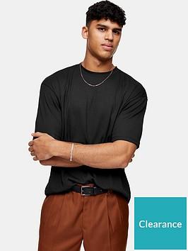 topman-rib-texture-t-shirt-black