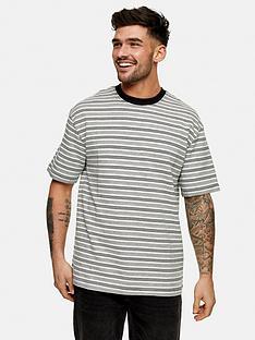 topman-oversized-striped-t-shirt-ndash-grey