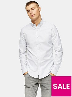 topman-oxford-pinstripe-shirt-whitegrey