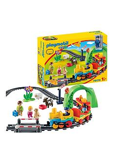 playmobil-123-my-first-train-set
