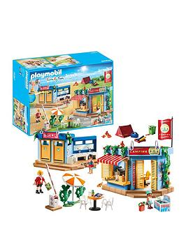 playmobil-70087-family-fun-large-campsite-with-working-shower