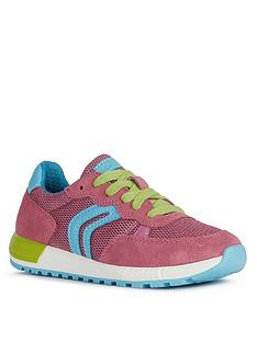 geox-girls-alben-lace-up-trainer-fuchsia