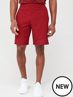under-armour-vanish-woven-shorts-burgundy