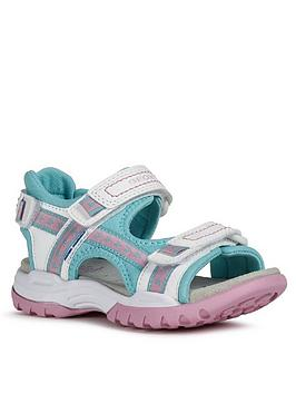 geox-girls-borealis-sandals-whiteaqua