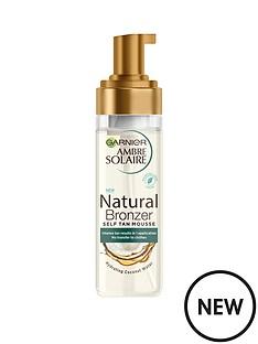 garnier-garnier-ambre-solaire-natural-bronzer-intense-clear-self-tan-mousse-200ml