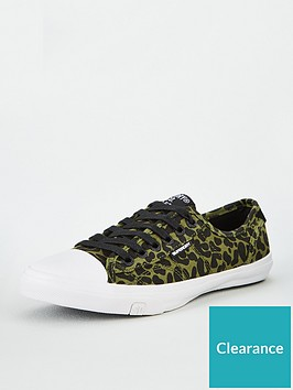 superdry-low-pro-classic-green