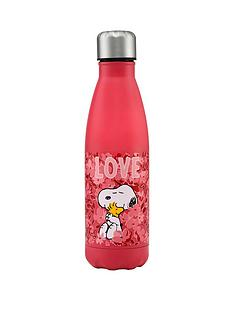 cath-kidston-snoopy-love-stainless-steel-water-bottle