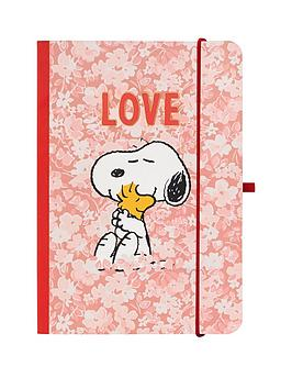 cath-kidston-snoopy-love-a5-notebook
