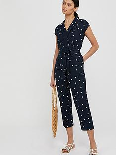 monsoon-finley-spot-linen-blend-jumpsuit-navy
