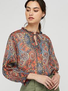 monsoon-phoenix-paisley-print-blouse-orange