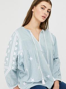monsoon-ellen-embroidered-top-blue