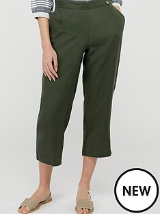 monsoon-monsoon-bernice-100-linen-trouser