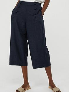 monsoon-eureka-linen-blend-crop-trouser-navy