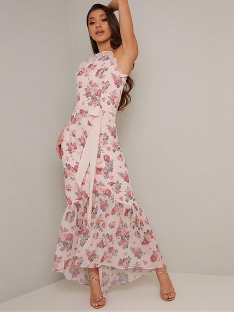 chi-chi-london-tyler-dress-pink