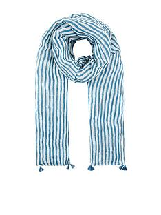 monsoon-sanya-stripe-linen-lightweight-scarf-blue