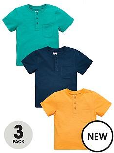 v-by-very-boys-3-pack-short-sleevenbspbutton-t-shirts-multi