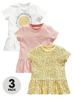v-by-very-girls-3-pack-peplum-sun-print-stripe-and-leopard-print-short-sleeve-t-shirts-multi