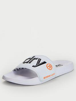 superdry-classic-pool-sliders-white