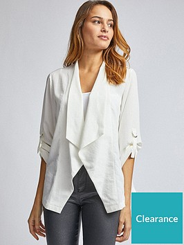 dorothy-perkins-waterfall-cover-up-ivory