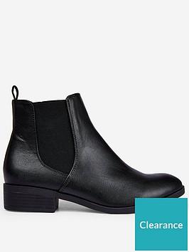 dorothy-perkins-morgan-pu-chelsea-boots-black