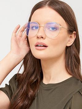 quay-australia-jezabell-glitter-round-bluelight-glasses