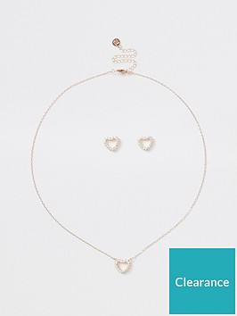 river-island-cubic-zirconia-heart-earring-amp-necklace-gift-set-rose-gold