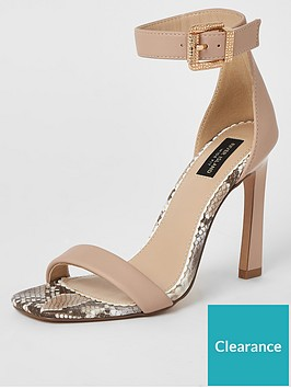 river-island-wide-fit-two-part-high-sandals-neutral