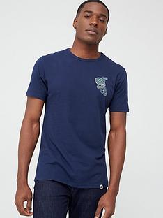 pretty-green-marshall-paisley-chest-logo-t-shirt-navy