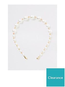 river-island-pearl-beaded-hair-band-white