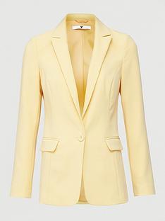 v-by-very-pastel-blazer-yellow