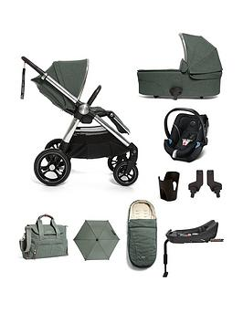 mamas-papas-ocarro-complete-9-piece-travel-system-bundle-inky-teal