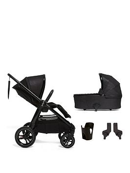 mamas-papas-ocarro-starter-4-piece-pushchair-bundle-raven