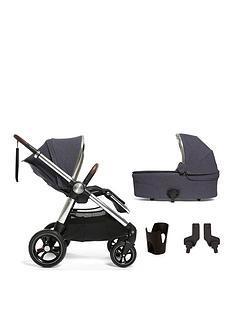mamas-papas-ocarro-starter-4-piece-pushchair-bundle-navy