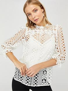 monsoon-darcy-daisy-lace-top-ivory