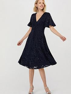 monsoon-laurina-fabric-interest-short-dress-navy
