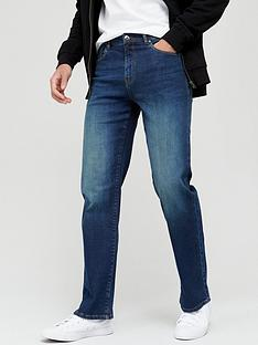 very-man-bootcutnbspjean-with-stretch-dark-wash